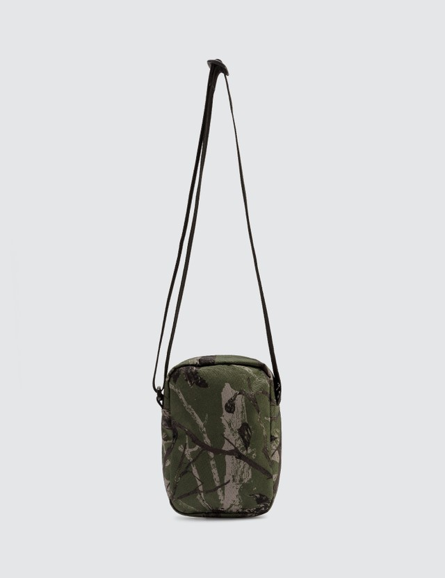 Carhartt Work In Progress Payton Shoulder Pouch Camo Tree, Green / White Men