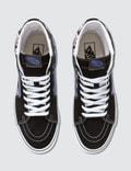 Vans Sk8-hi (blur Boards) Black/royal Blue Men