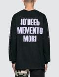10.Deep Memento Mori  L/S T-Shirt Picture
