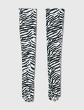 MM6 Maison Margiela Zebra Gloves Picutre