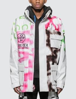 Off-White Goretex Ski Jacket