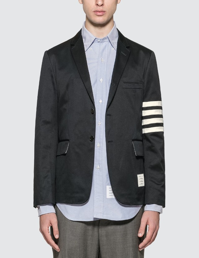 Thom Browne Unconstructed Classic Blazer