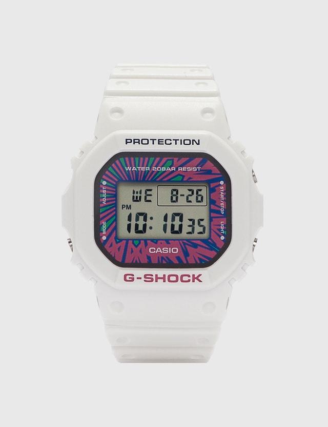 G-Shock DW-5600DN-7 White Men