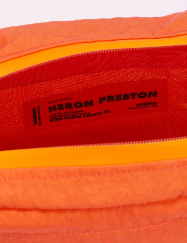 Heron Preston Camera Bag