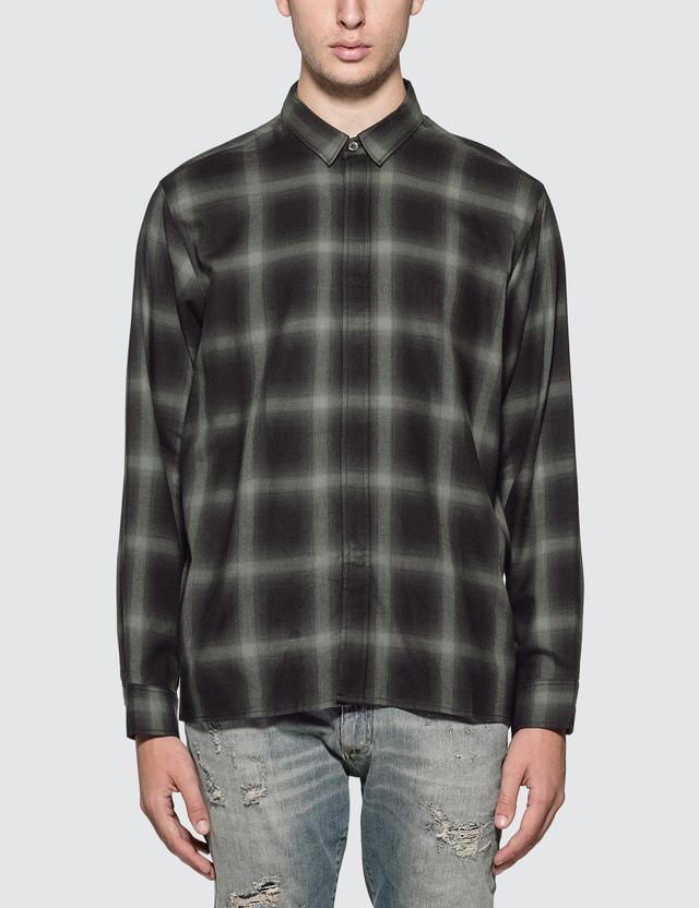 Stampd Mason Flannel Shirt