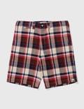 BAPE Bape Check Shorts Picture