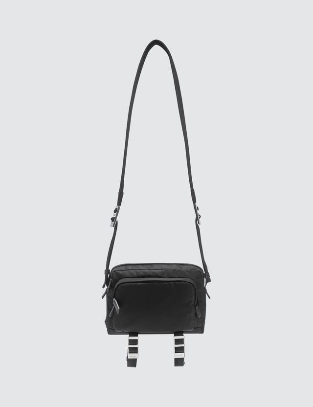 Prada Camera Bag with Logo