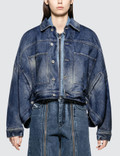 Diesel Red Tag Jean Jacket Picutre