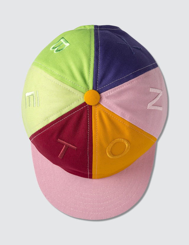 Béton Ciré City Cap Patchwork Multicolor Men