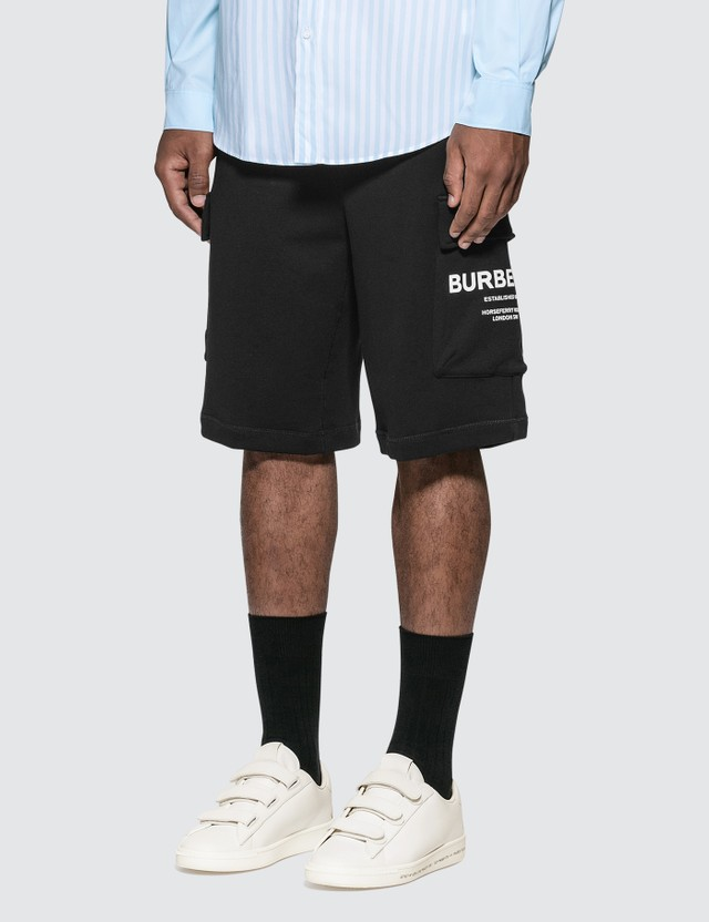Burberry Pocket Shorts
