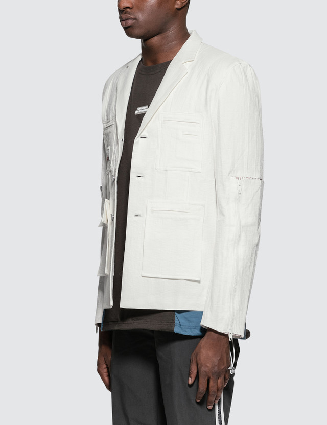 C2H4 Los Angeles Utility Tailor Jacket