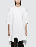 MM6 Maison Margiela Short Sleeve T-shirt Dress Picture