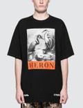 Heron Preston B&w Herons T-Shirt Picture