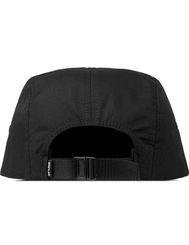 938df75f8bda1 The Quiet Life - Black Foundation 5 Panel Cap