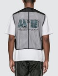 Misbhv The Transparent Black Hunter Vest Black Men