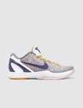 Nike Kobe 6 Lakers 3D Picture
