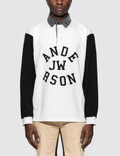 JW Anderson Rugby Long Sleeve Polo 사진