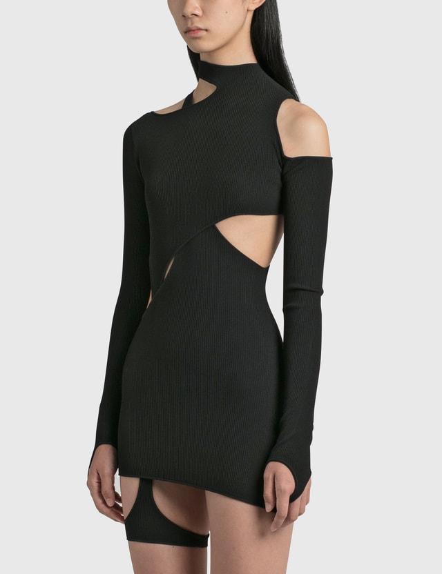 Hyein Seo Two-Piece Jersey Dress