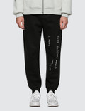 Alexander Wang Sweatpant with Credit Card Decal Picture