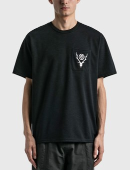 South2 West8 Round Pocket Ss T-shirt