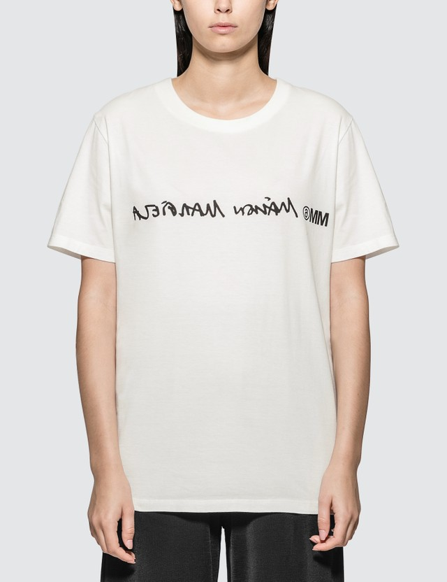 MM6 Maison Margiela Logo T-shirt