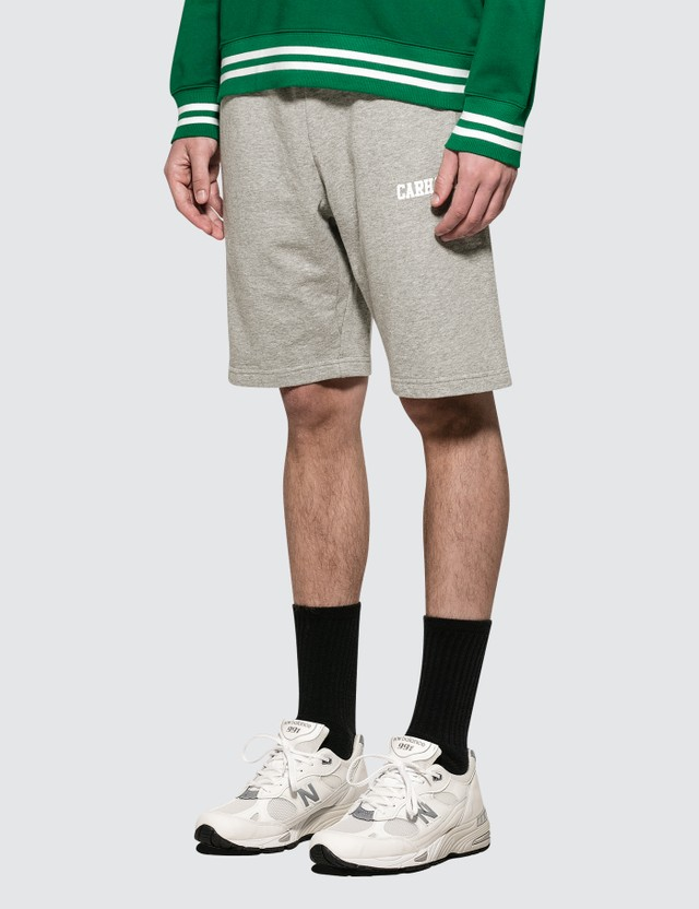 Carhartt Work In Progress College Sweat Shorts