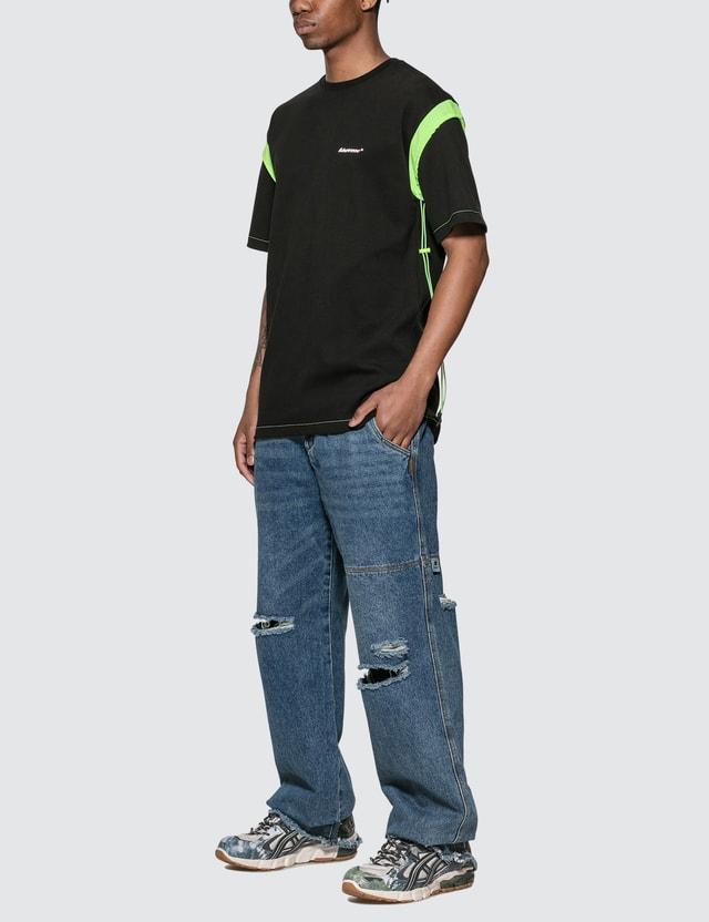 Ader Error Drawcord Arm T-Shirt =e56 Men
