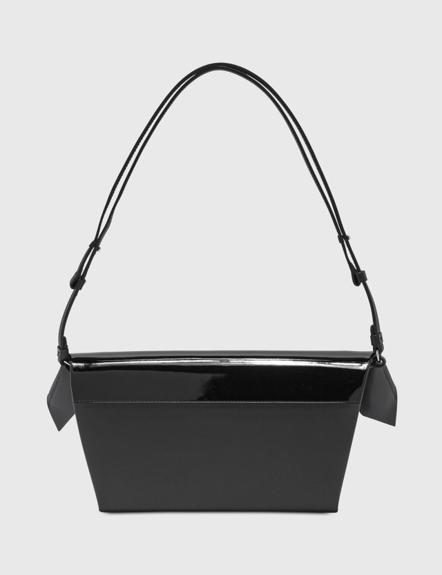 Maison Margiela Snatched Medium Bag Black Women