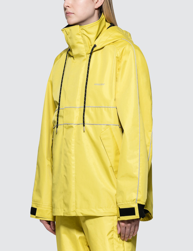 Ambush Yama Jacket Yellow Women
