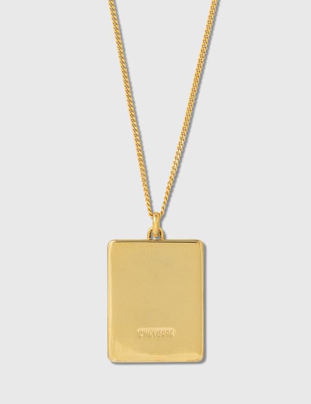 D'heygere Whiteboard Necklace