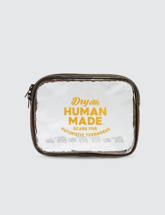 Human Made PVC Pouch