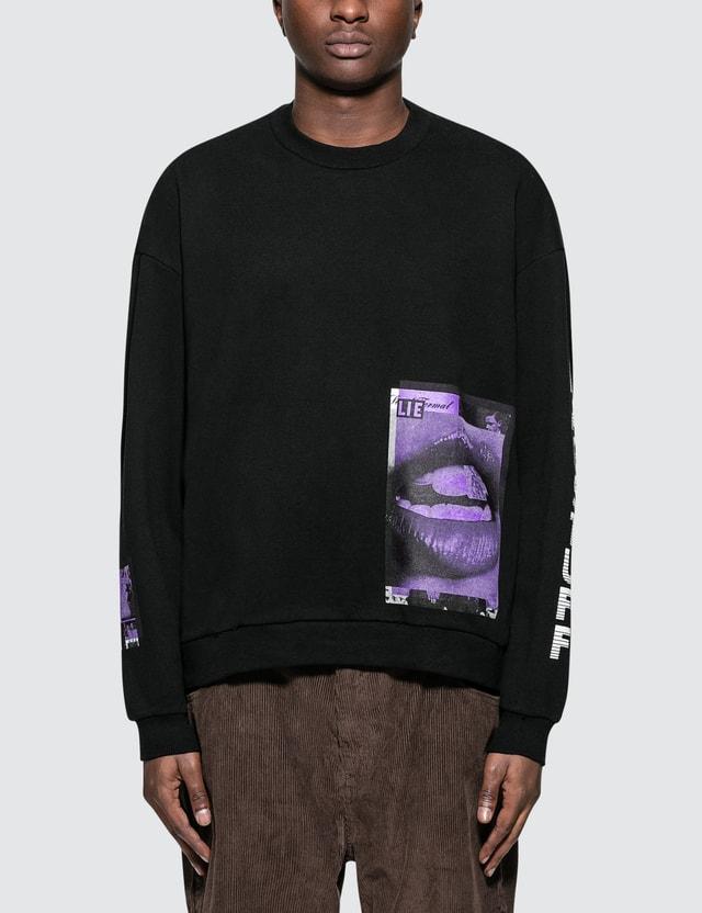 Flagstuff L/S Sweatshirt