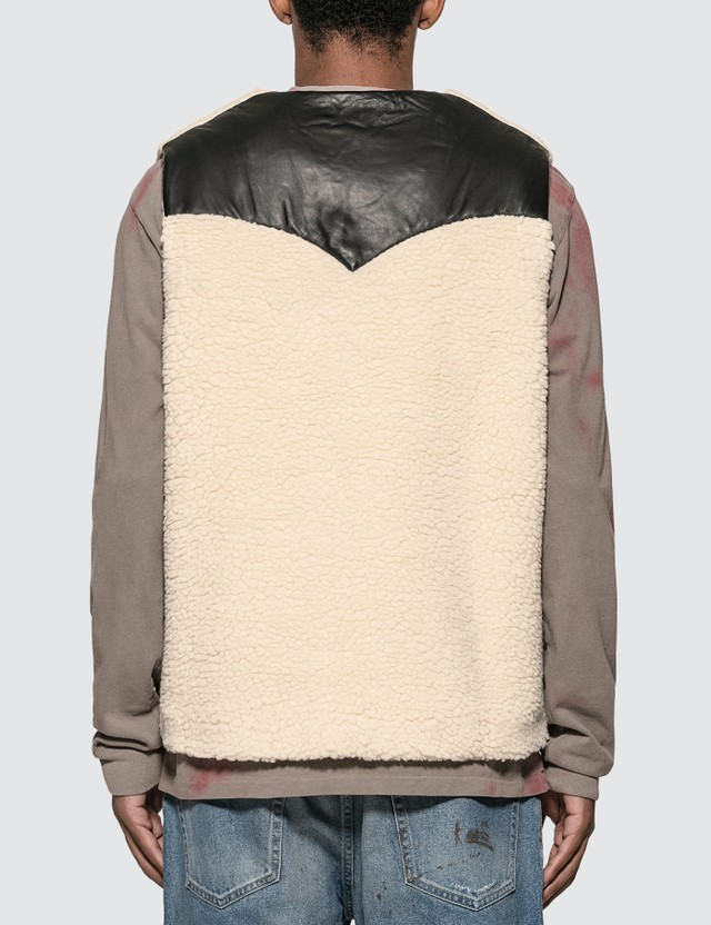 John Elliott Boulder Polar Fleece Vest
