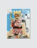 "Ligne Blanche Jean-Michel Basquiat ""Yellow Crown & Bone"" Limoges Porcelain Tray Picture"