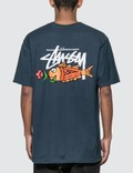 Stussy Carp Stock T-shirt Picture