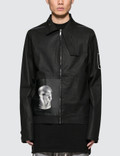 Rick Owens Drkshdw Brother Jacket Picutre