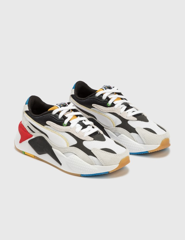 Puma RS-X³ WH Puma White-puma Black Women