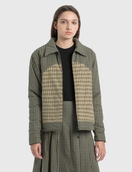 Stussy Plaid Fill Jacket