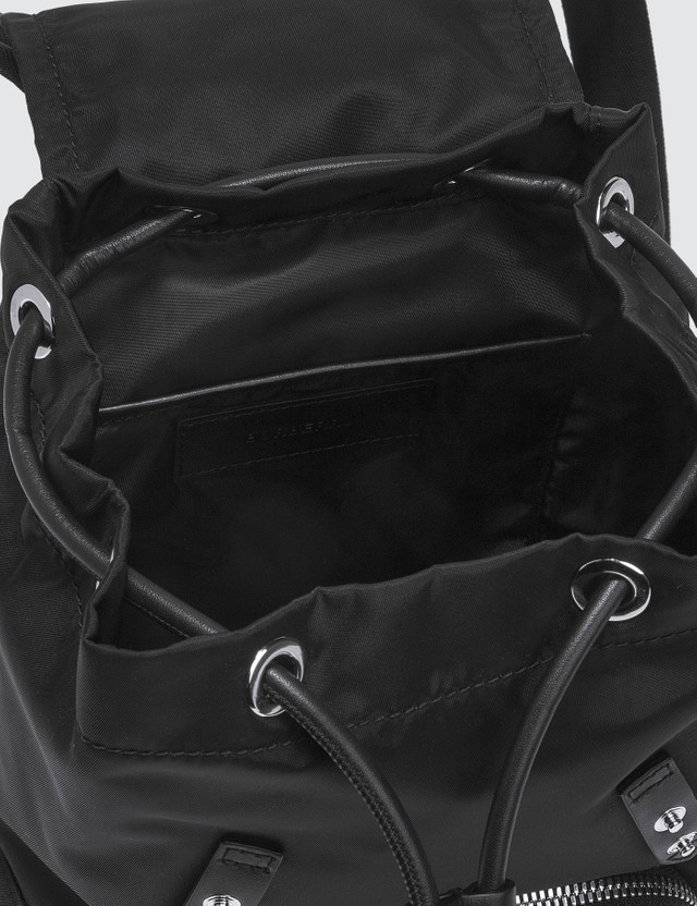 Burberry The Small Rucksack in Logo Print ECONYL®
