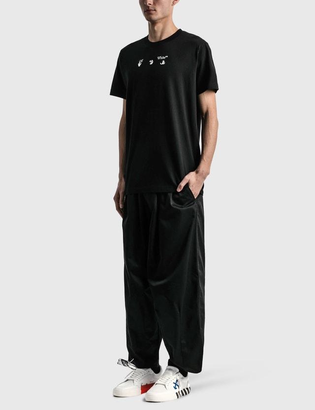 Off-White OFFF Slim T-shirt Black White Men