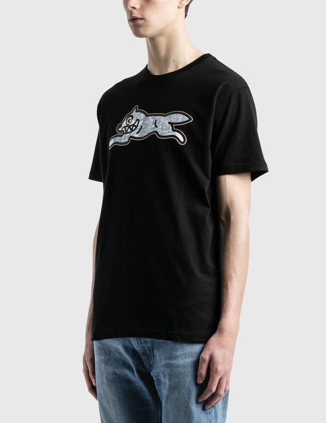 Icecream Paisley 티셔츠 Black Men