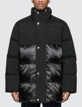 Acne Studios Contrast Panel Down Coat Picutre