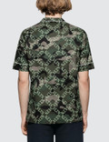 Valentino All Over Logo Shirt