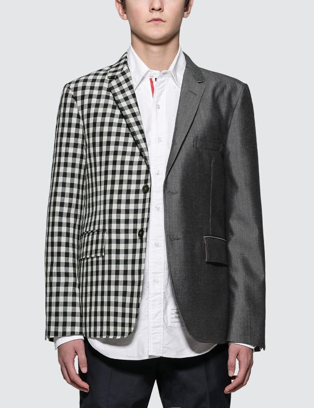 Thom Browne Unconstructed Classic Jacket