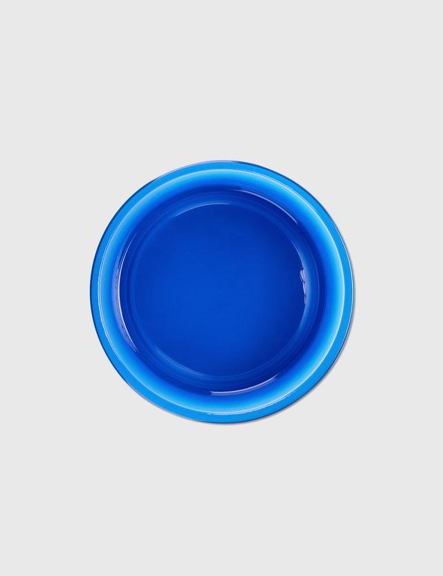 Crosby Studios Medium Blue Gradient Bowl Blue Unisex