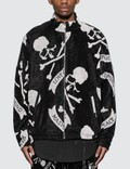 Mastermind World Allover Skull Logo Jacket Picutre