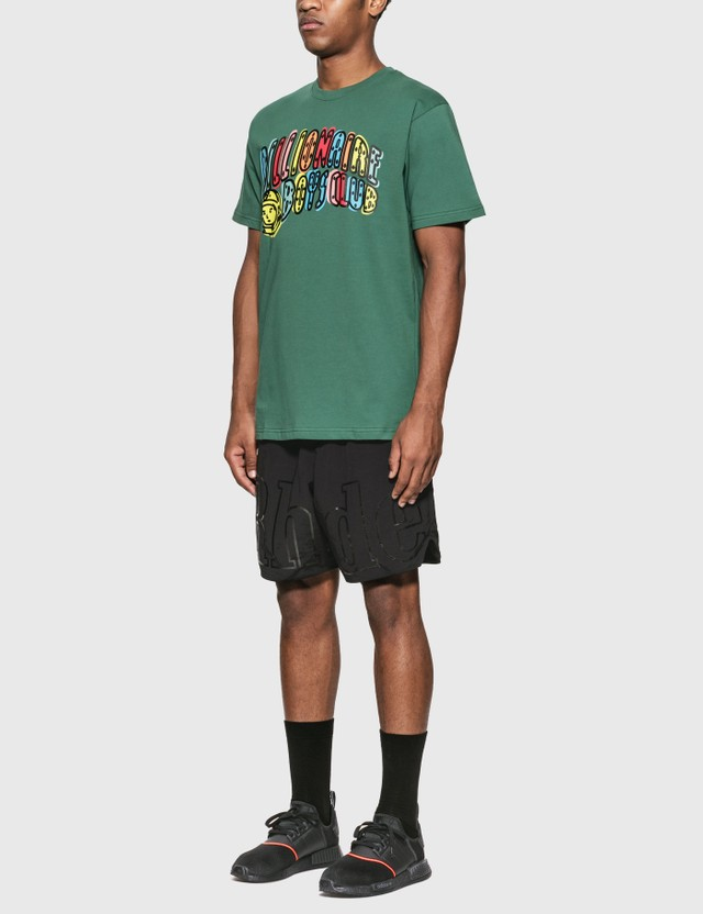 Billionaire Boys Club Off Registration T-Shirt Smoke Pine Men
