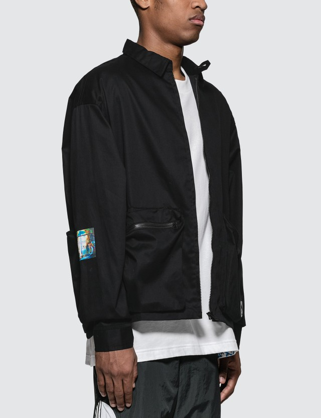Flagstuff Zip Jacket