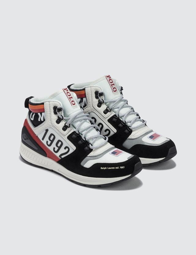 Polo Ralph Lauren Train 100 Mid Sneaker
