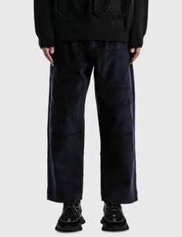 Loewe Corduroy Workwear Trousers